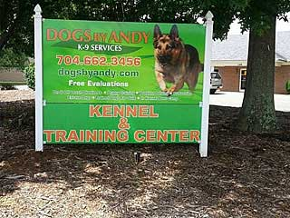 Dogs By Andy - Kennel and Training Center